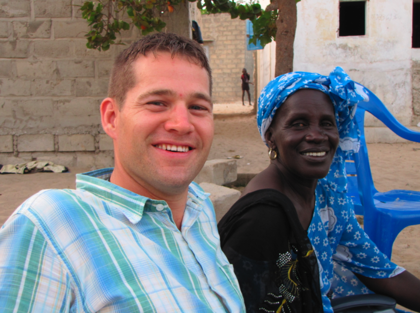 Sharing wife with senegalese 3