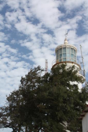 The Dakar lighthouse