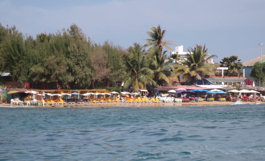 Ngor Island Restaurant